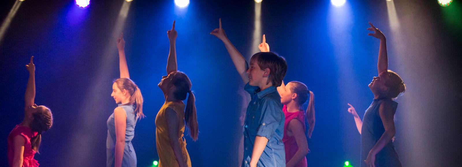 Koreo Piko dansoptreden